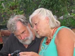 Frank and Jan Together